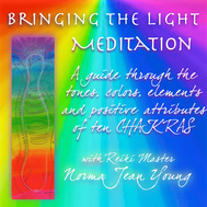 Norma Jean Young, CD, Bringing the Light - Guided Meditation